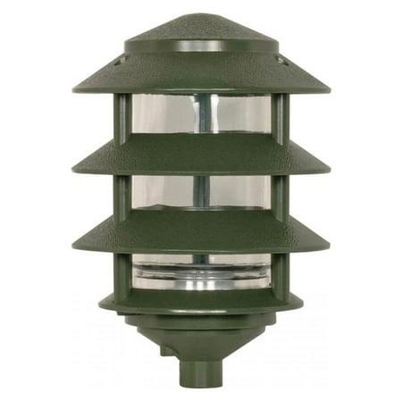 Nuvo Pagoda Small 3 Tier Garden Light