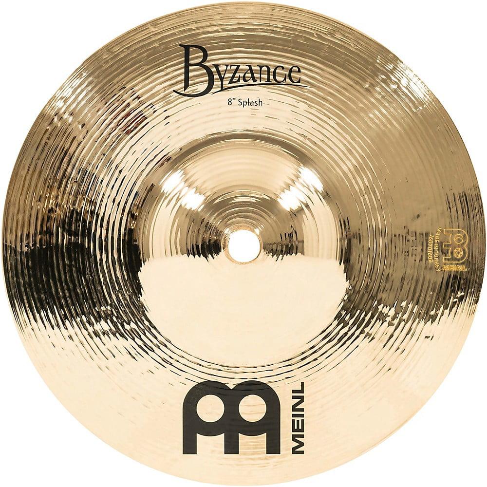 Meinl Byzance Splash Cymbal 8 in by Meinl