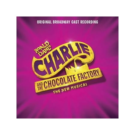 Charlie And The Chocolate Factory (Original Broadway Cast Recording) (CD)](Charlie Brown Halloween Soundtrack)