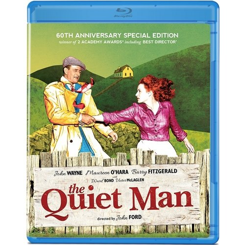 The Quiet Man (60th Anniversary Edition) (Blu-ray)