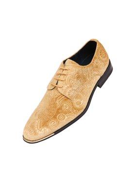 Mens Dress Shoes Gold Walmart Com