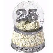 Gregg Gift 4046112 25th Anniversary Waterball