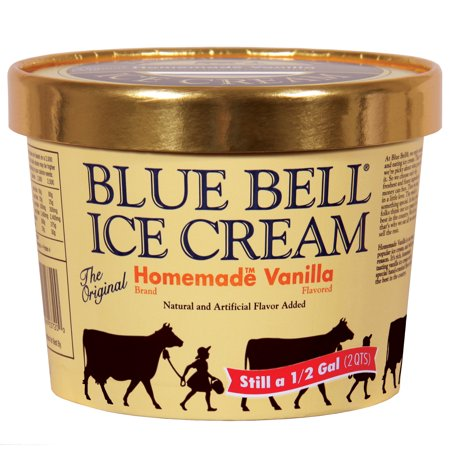 Image result for Blue Bell homestyle vanilla