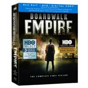 HBO Boardwalk Empire-complete 1st Season [blu-ray dvd dc 7 Disc] by WARNER HOME ENTERTAINMENT