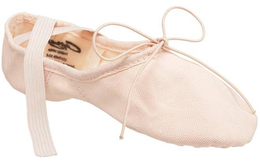 Capezio Girl Juliet Ballet Flats by Ballet Makers Inc.