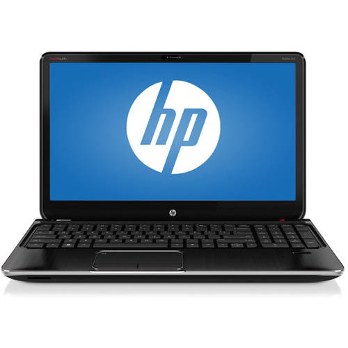 HP Refurbished Midnight Black 15.6 Pavilion dv6 - 7029wm Laptop PC with AMD Quad - Core A8 - 4500M Accelerated Processor, 8GB Memory, 750GB Hard Drive and Windows 7 Home Premium