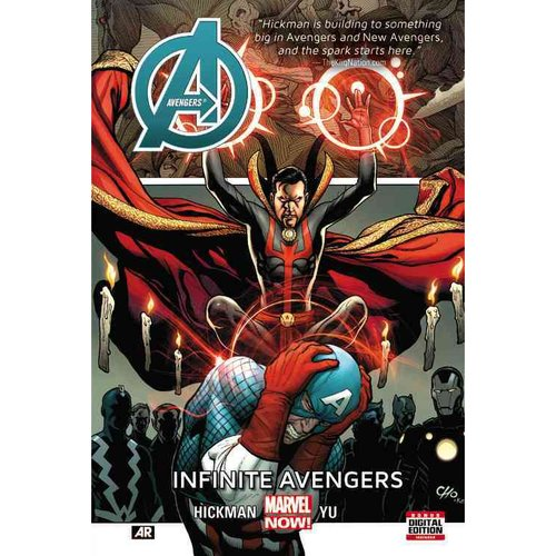 Infinite Avengers Marvel Now: Infinite Avengers (Marvel Now!)