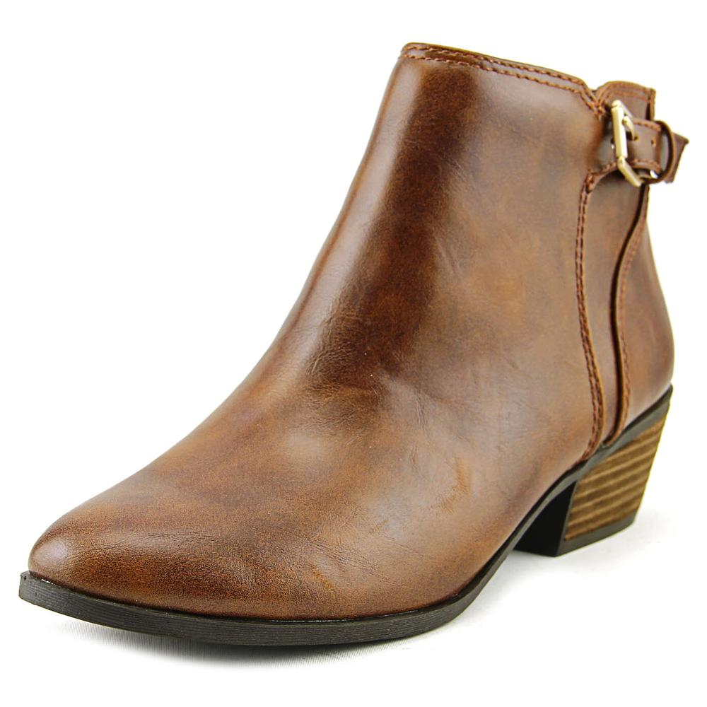 Dr. Scholl's Beckoned   Round Toe Synthetic  Ankle Boot