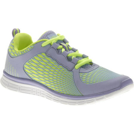 Image of Danskin Now Girl's Reflects Athletic Shoe