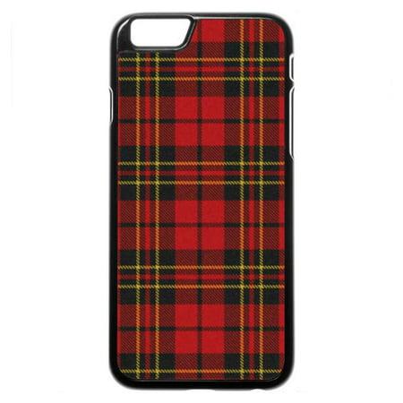 plaid iphone 6 case