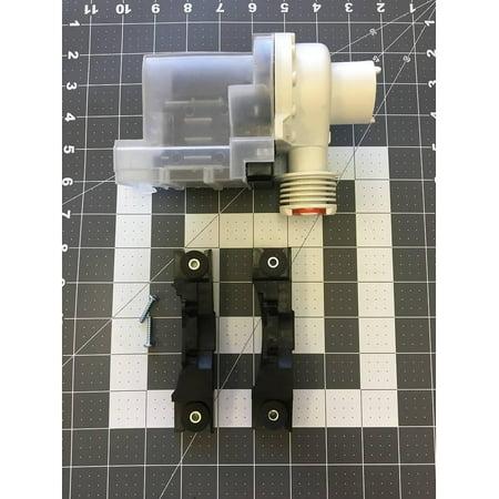 Heavy Duty Lever Pump - 137221600 Heavy Duty  Frigidaire Drain Pump Kit