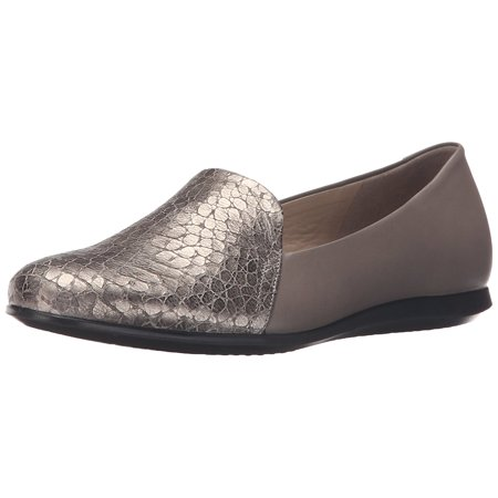 080e4bd7cb64 ECCO - Ecco Footwear Womens Women s Touch Ballerina 2.0 Scale Ballet Flat -  Walmart.com