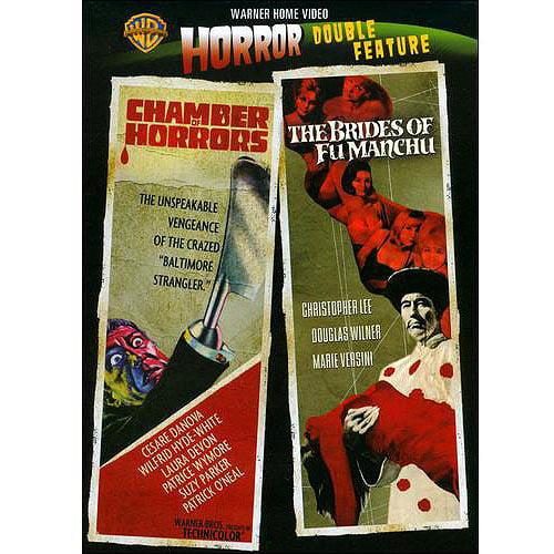 Chamber of Horrors/Brides of Fu Manchu