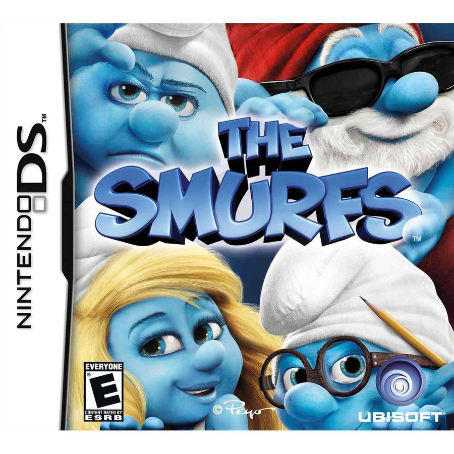 Smurfs (DS) - Pre-Owned