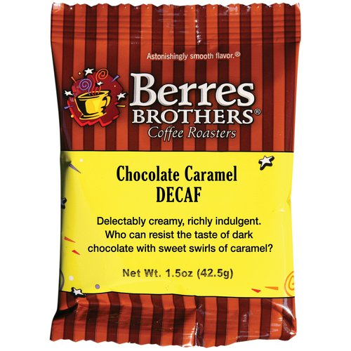 Berres Brothers Coffee Roasters Decaf Chocolate Caramel Whole Bean Coffee, 1.5 oz