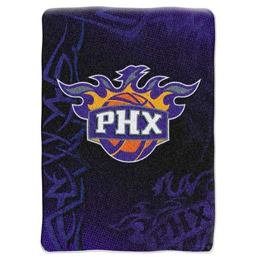 Pheonix Suns Blanket - 60x80 Royal Plush Raschel Throw