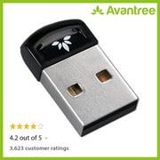 Best Bluetooth Dongles - Avantree Dedicated Windows 10 Bluetooth USB Adapter, Wireless Review