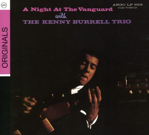 Kenny Burrell - Night at the Vanguard [CD]