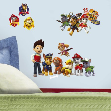 Paw Patrol Giant Wall Decals](Cheap Wall Decals)
