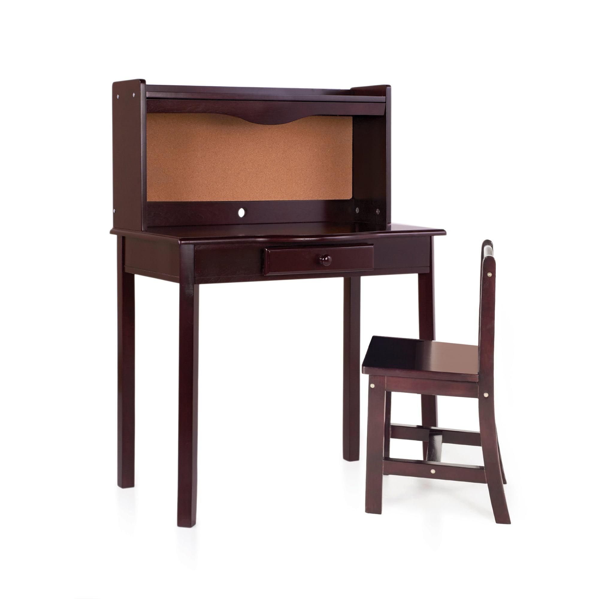 Guidecraft Classic Desk - Espresso