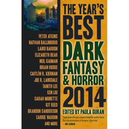 The Year's Best Dark Fantasy & Horror, 2014 Edition -