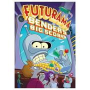 Futurama: Bender's Big Score (2007) by