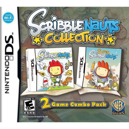Scribblenauts Collection (DS)