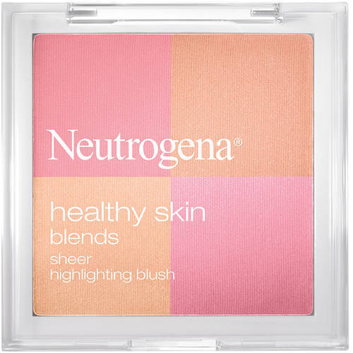 Neutrogena Healthy Skin Blends Sheer Highlighting Blush, Pure 20, .3 oz