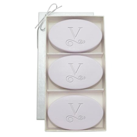 Flourish Trio - Carved Solutions Signature Spa Trio Lavender-Pi-Flourish-Z Soap