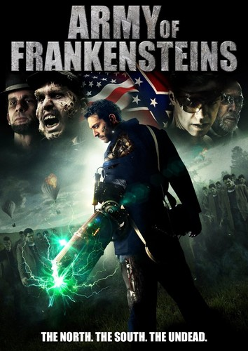 Army of Frankensteins (DVD) by Shout! Factory