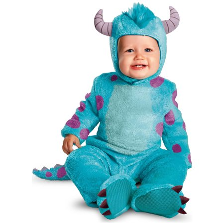 Monster Inc Costumes (Sulley Monster's Inc. Infant Costume 12-18 Months)