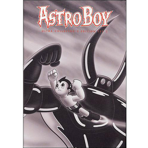 Astro Boy, Set 2: Ultra Collector's Edition (Full Frame)