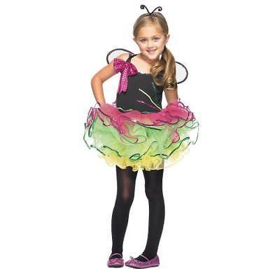 IN-13595731 Rainbows Bug Girls Halloween Costume GIRLS 7-10 By Fun Express - Rainbow Girl Halloween Costume