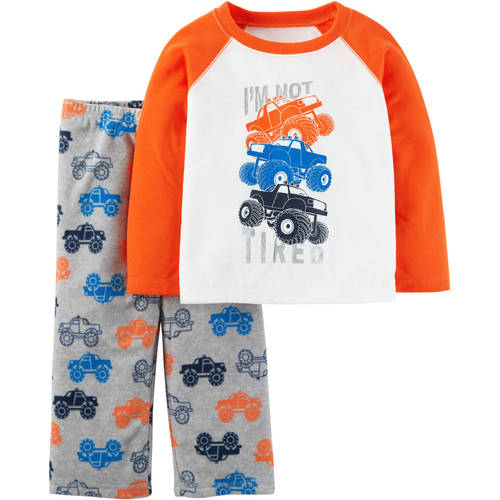 Child of Mine By Carter's Baby Toddler Boy Pajamas 2 Pieces