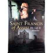 Saint Francis of Assisi His Life and Miracles Docu-Drama DVD by