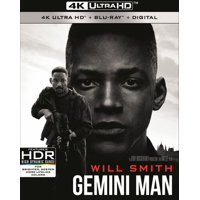 Gemini Man (4K Ultra HD + Blu-ray + Digital Copy)