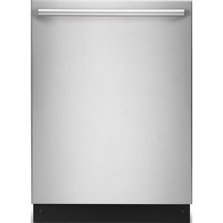 Ew24id80qs 24  Fully Integrated Built In Dishwasher With Wave Touch Controls  14 Place Settings  9 Wash Cycles  Luxury Dry  Leak Detection  45 Dba  And Adjustable Racks  In Stainless Steel