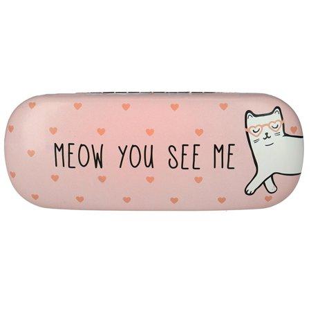 Sass & Belle Cutie Cat Meow You See Me Meow You Don't Glasses Case - image 5 de 5