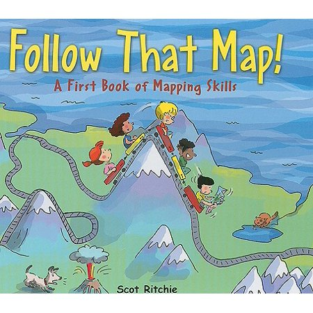 Follow That Map! : A First Book of Mapping Skills](Halloween Map Skills Worksheets)