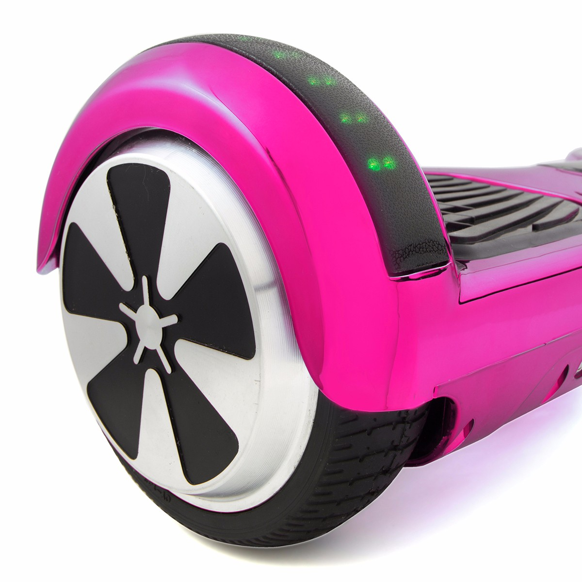 Self Balancing Electric Scooter Hoverboard UL CERTIFIED, Pink ...