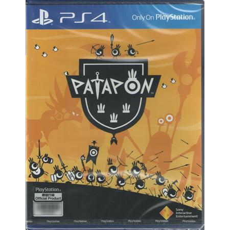 Patapon - Playstation 4 (Asian Version) (Patapon 3 Best Uberhero)