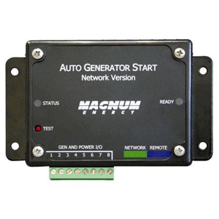 Magn Me Ags N Magnum Automatic Gen Start Module  Network