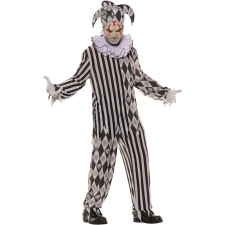 Evil Harlequin No Mask Men's Adult Halloween Costume - Ao No Exorcist Halloween