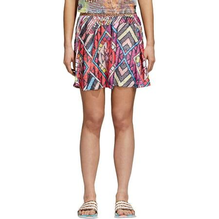 adidas Originals Womens Farm Fitness Athleisure Skirt