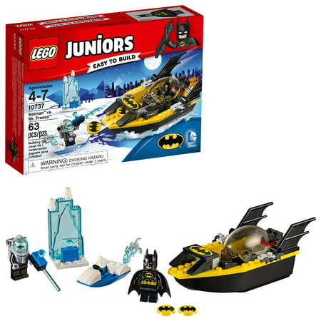 LEGO Juniors Batman™ vs. Mr. Freeze™ 10737](Lego Batman Walk)
