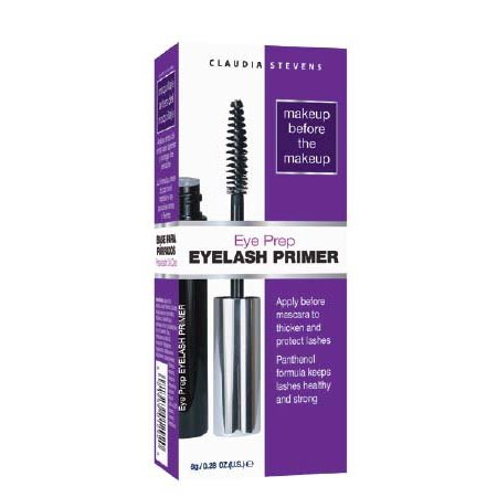 Claudia Stevens Makeup Before The Makeup Eye Prep Eyelash Primer