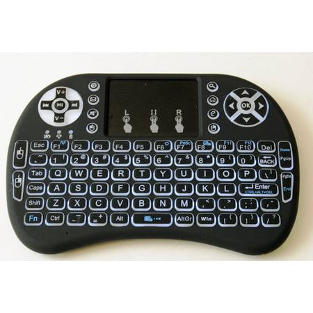 Mini i8+ Wireless Keyboard w/ Backlight  4 Samsung Smart TV PC Android TV