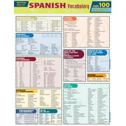 Spanish Vocabulary Quizzer