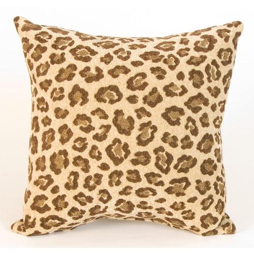 Zoomie Kids Buhr Cheetah Throw Pillow
