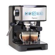 Capresso Ultima PRO Programmable 2 Cup Home Espresso & Cappuccino Maker Machine
